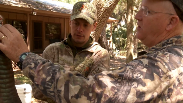 How to Cape a Turkey For Display with Steven Rinella
