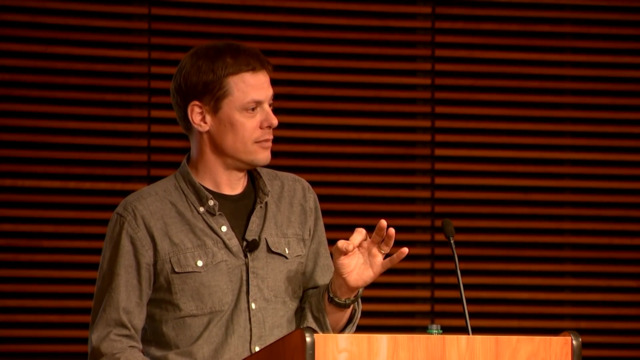 Steven Rinella Speaks on Hunting & Conservation at the UW--Madison