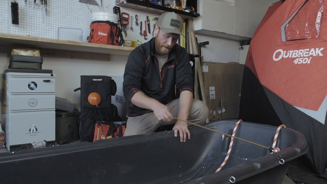 How to Trick-Out Your Ice Fishing Sled