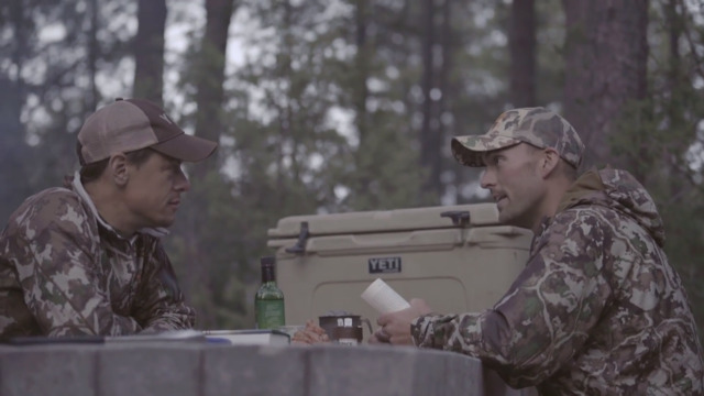 Steven Rinella and Karl Malcolm Talk Turkeys