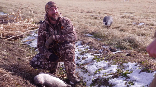 S1-E06: Montana Goose Hunting with Ryan Callaghan and Miles Nolte