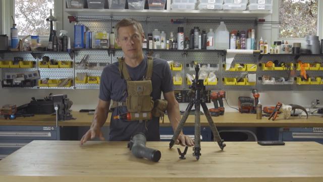 Steve's Garage: Glassing Kit Set-Up