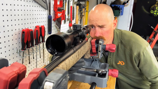 How to Mount a Rifle Scope and Bipod with Ryan Callaghan