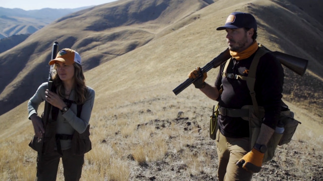 S1-E03: Hells Canyon Chukar Hunting with Morgan Mason and Danielle Prewett