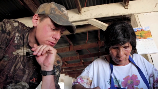 A Mexican Buffalo Feast with Steven Rinella