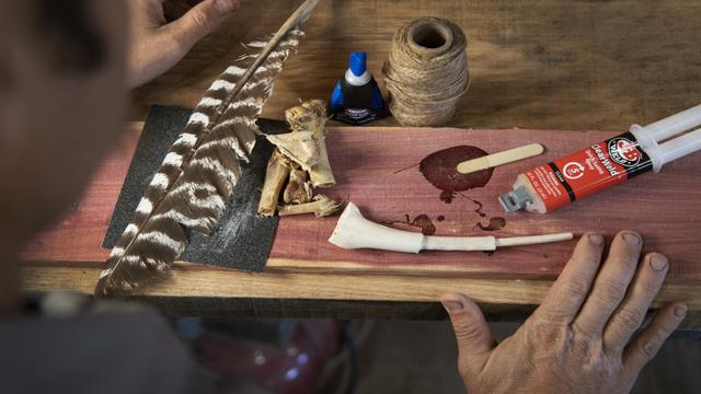Video: How to Make a Wingbone Turkey Call