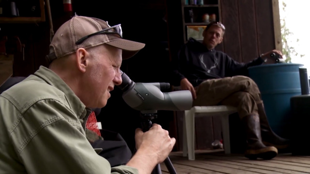 Steven Rinella & Paul Neess Discuss the Cove Bear