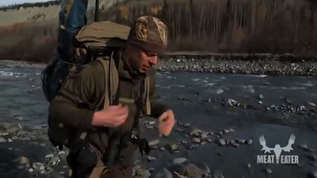 How to Cross a River with Steven Rinella