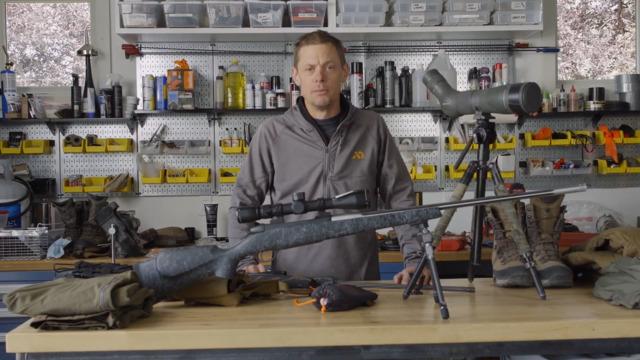 Steve's Garage:  Early Season Antelope Kit