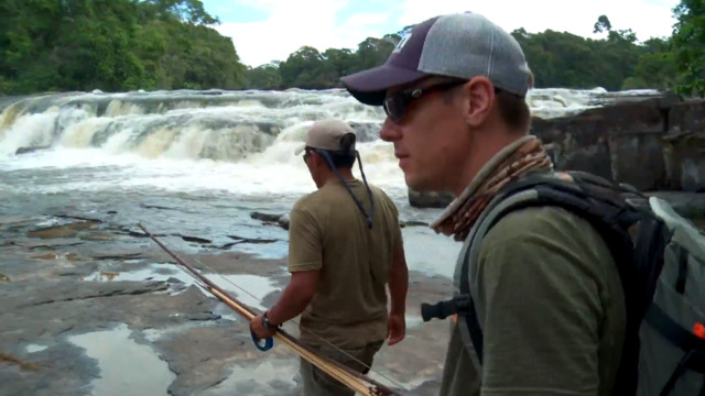 Guyana: In Pursuit of Pacu