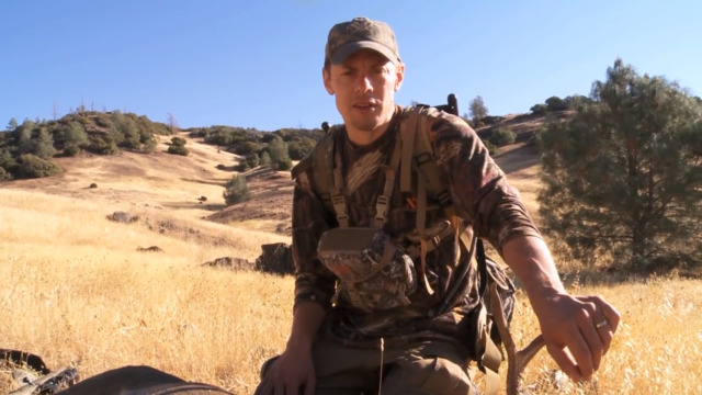 Steven Rinella Hunts His First Columbia Blacktail Deer in California