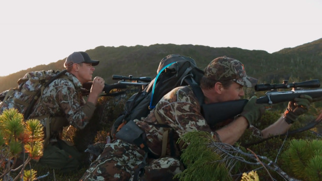 MeatEater Season 7: Steve and Morgan Fallon Hunt and Fish the Prince of Wales Island