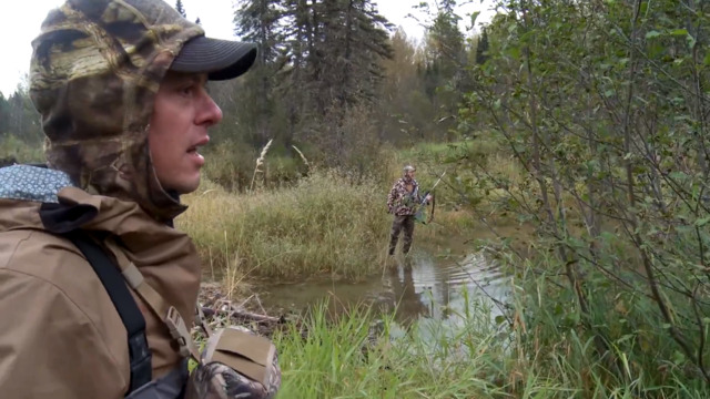 Steven Rinella Turns a Moose Charge into a Trophy Meal