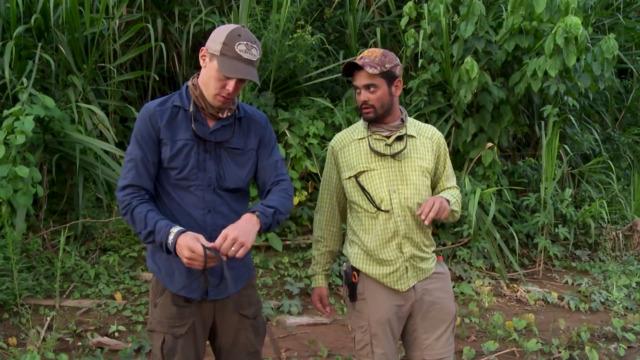 Steven Rinella Goes Net Fishing in Bolivia