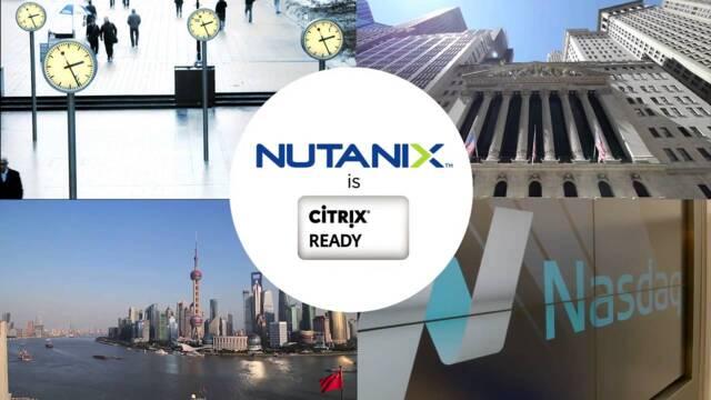 Citrix Virtual Desktop, Citrix VDI Architecture - Nutanix
