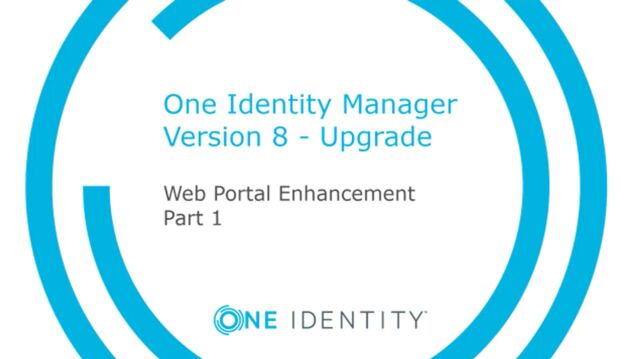 Identity Management and Access Governance | One Identity