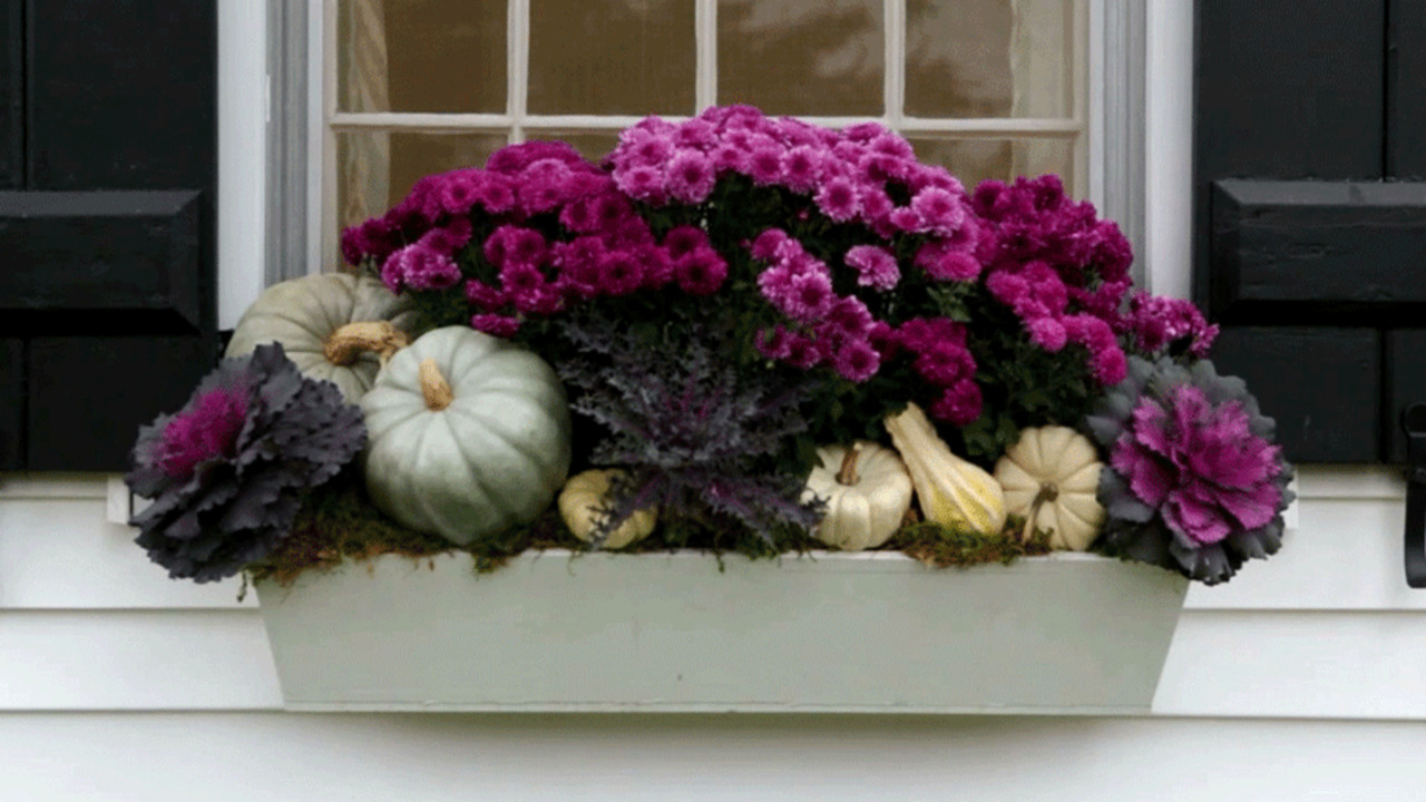 How to Make an Outdoor Window Box