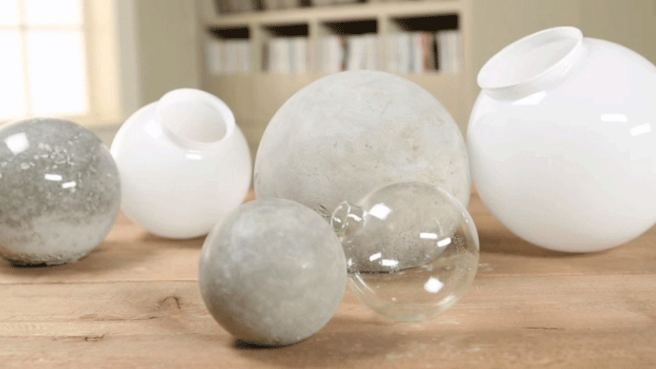 Easy Concrete Orbs