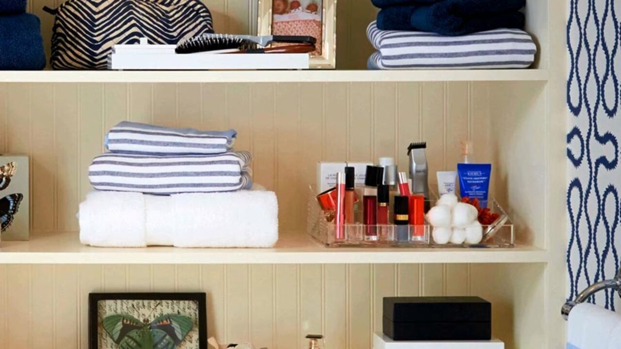 Max Out Your Bathroom's Storage
