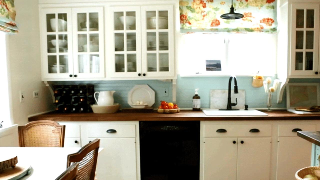Pretty Cabinets