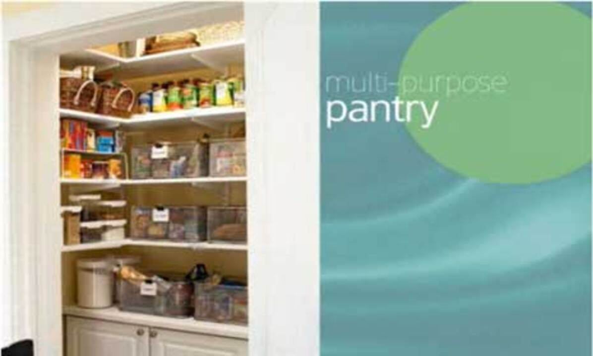 Multipurpose Pantry