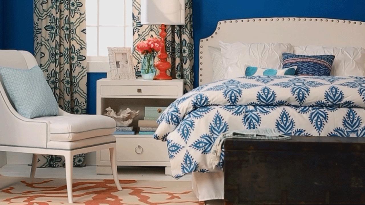 Choosing Your Bedroom Color Scheme