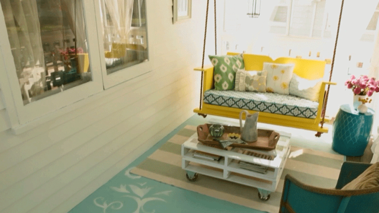 Front Porch Panache