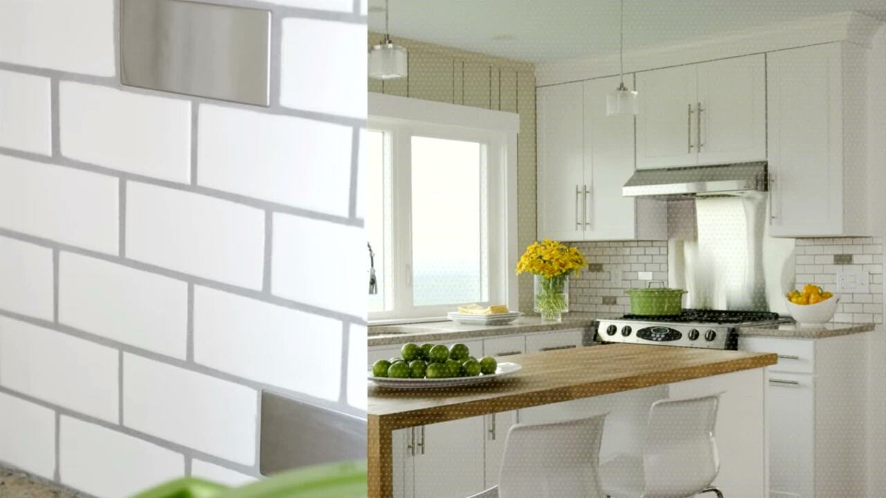 Unique Kitchen Backsplashes