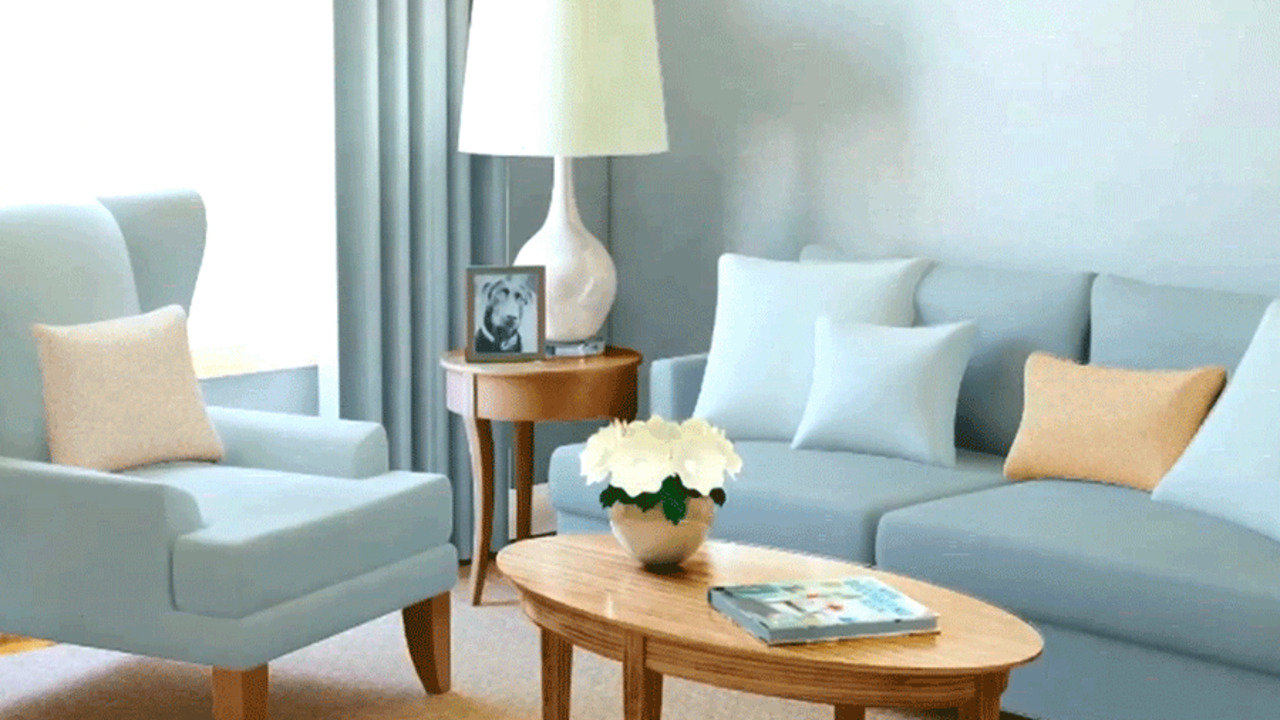 Decorating With Blue Walls Better Homes Amp Gardens