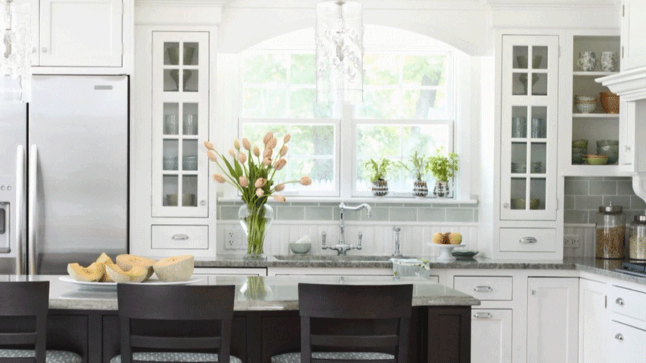 Using Green in Your Kitchen