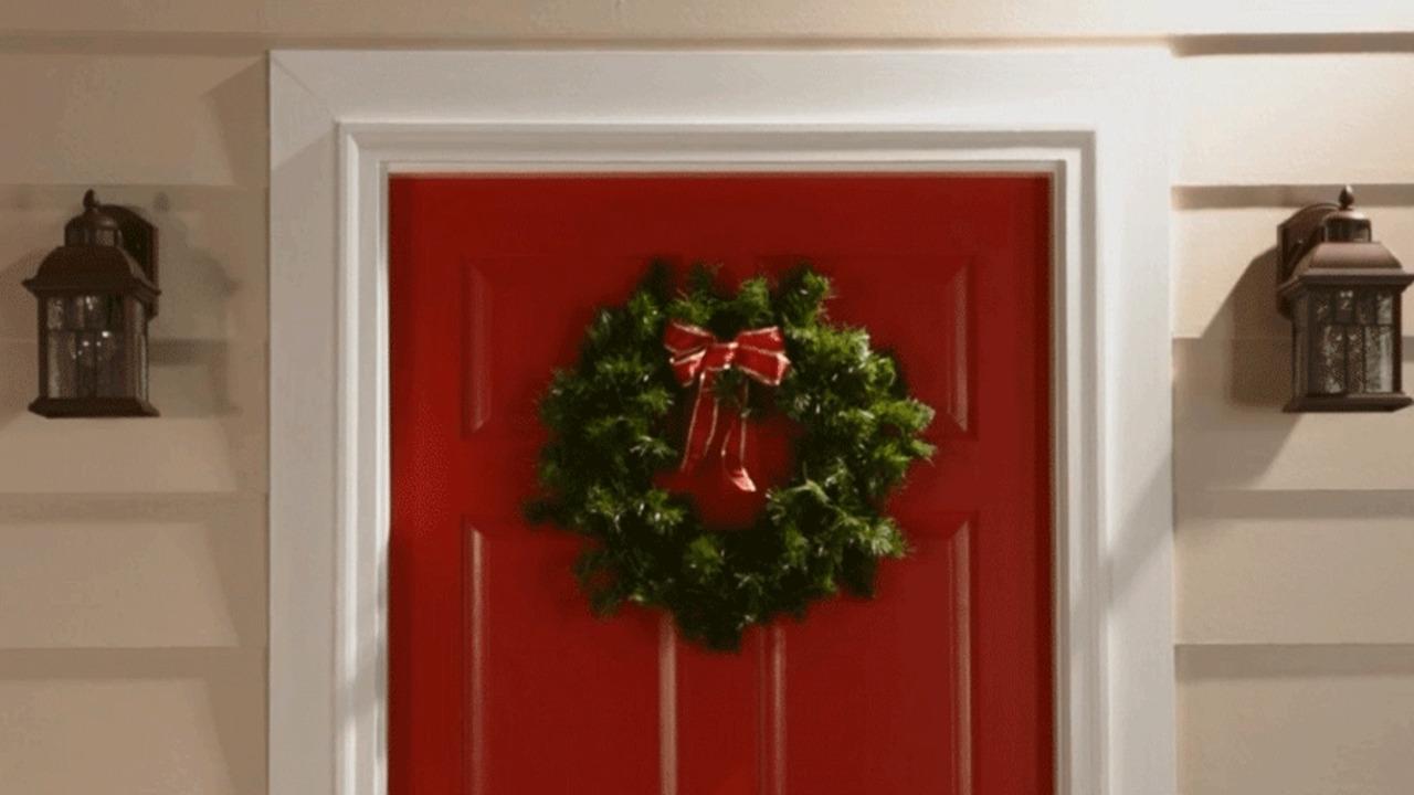 Try the Coolest Front-Door Secret
