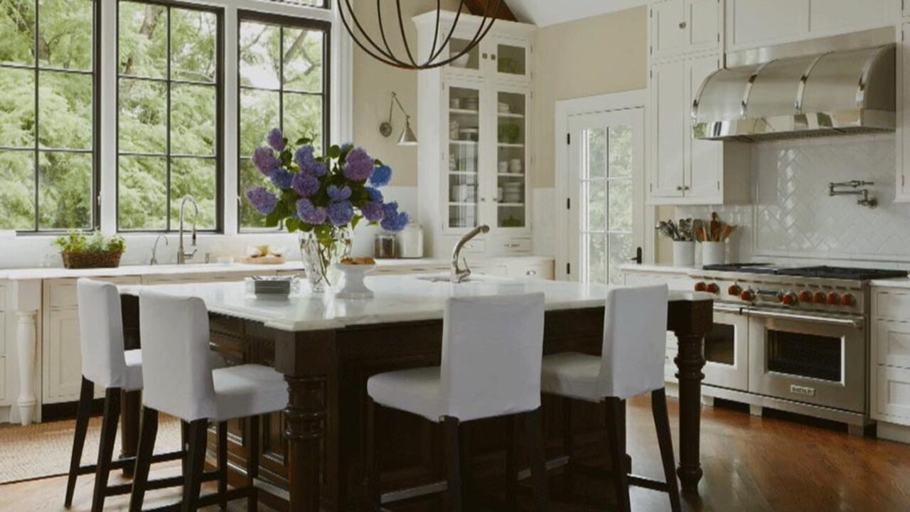 Designer Tips for a Luxe Kitchen