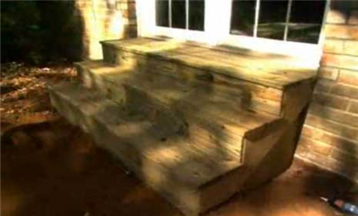 Video: Building Exterior Steps