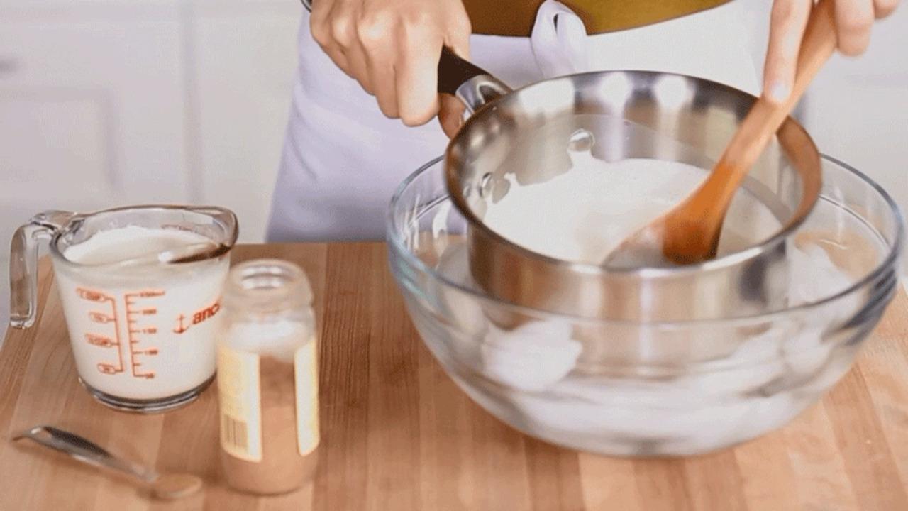 Homemade Eggnog in 5 Easy Steps