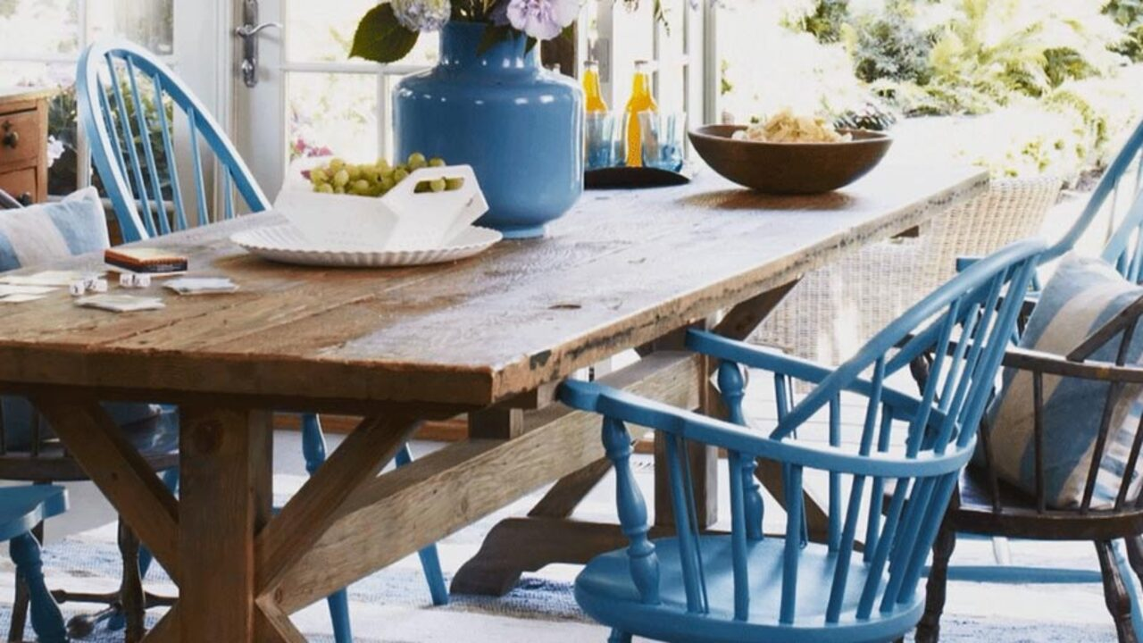 Trend Spotting with BHG: Painted Furniture