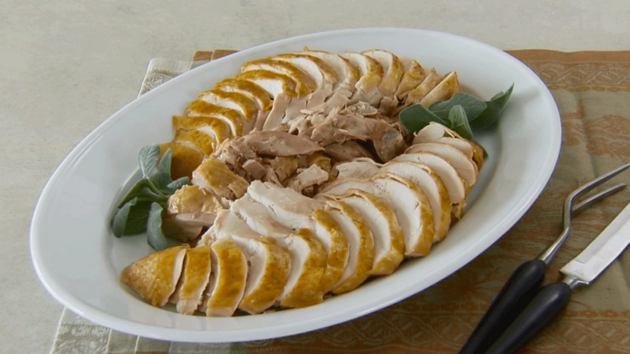 Video: How to carve a turkey