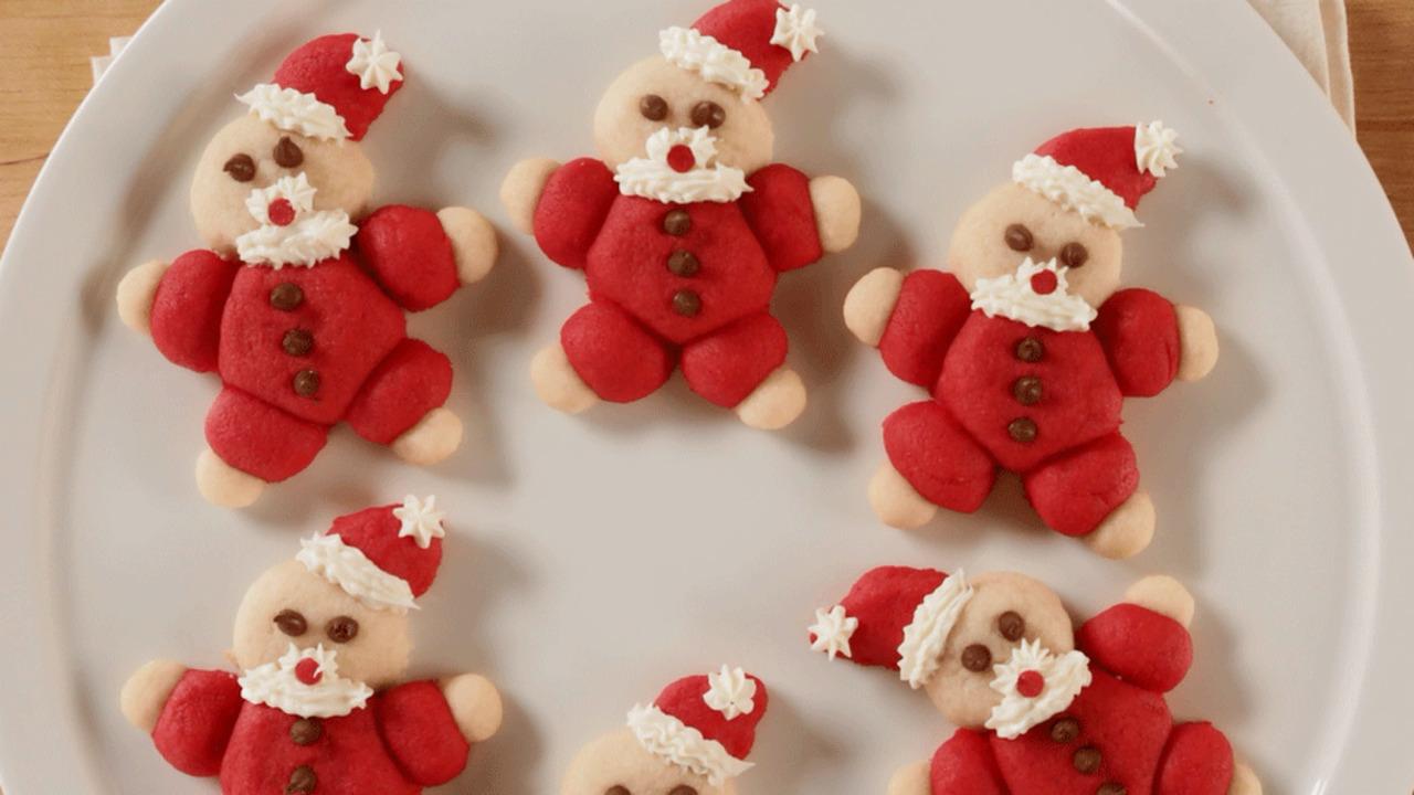 Roly Poly Santas