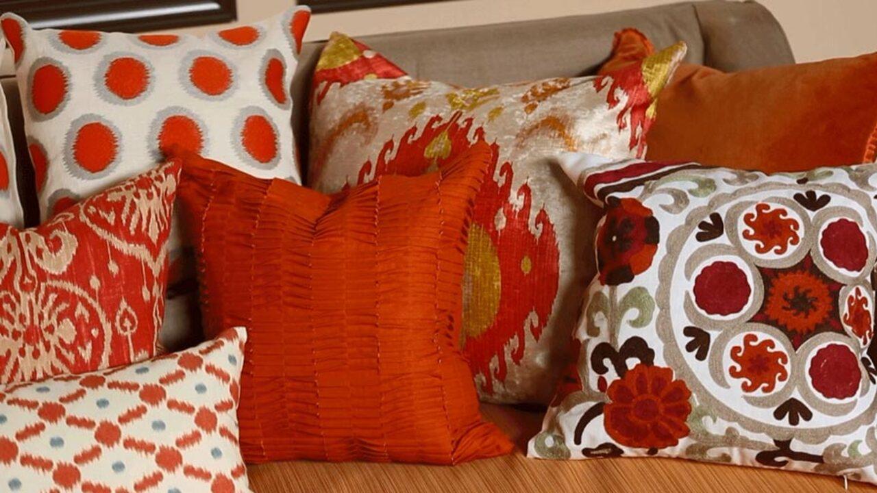 Decorating Basics: More on Mixing Patterns