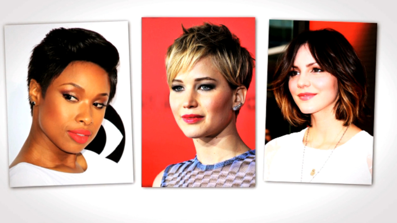 The Best Short Hairstyles for Your Face Shape