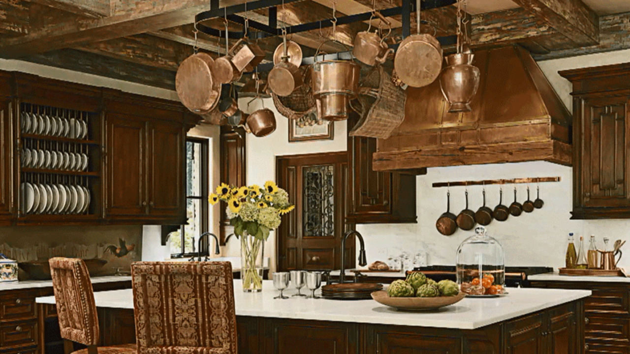 Decorate With Tuscan Style