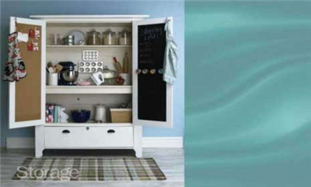Baking Cabinet