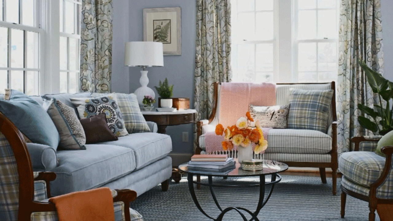 Video: Living Room Makeover
