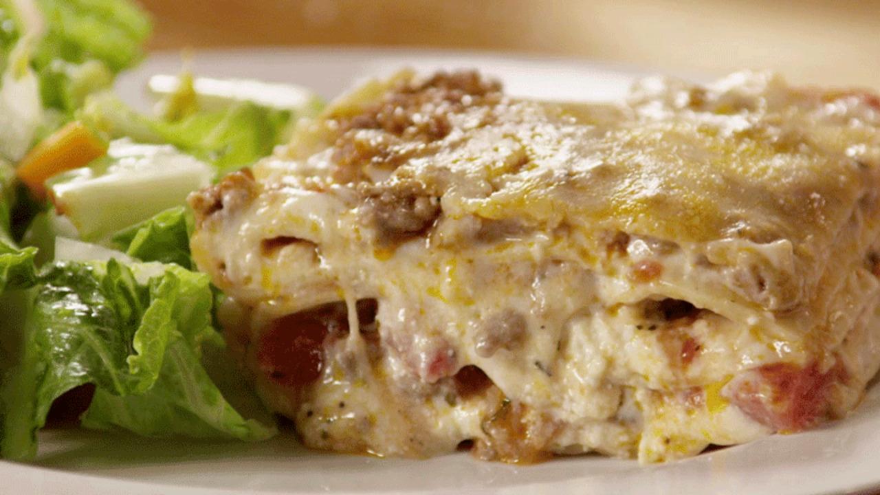 Video: How to Make Lasagna