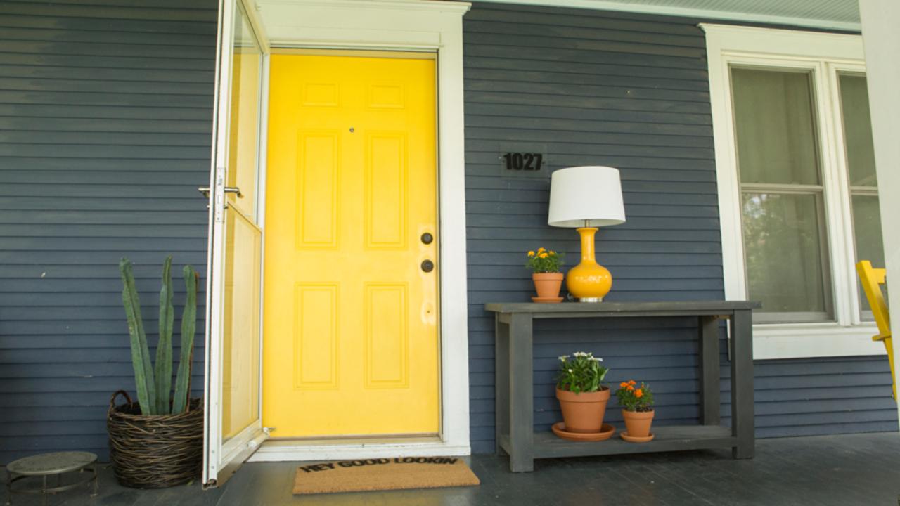 Cheap Front Door Ideas