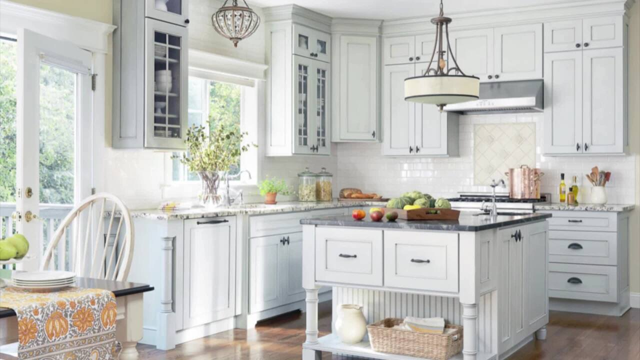 Learn More about Blue Kitchens