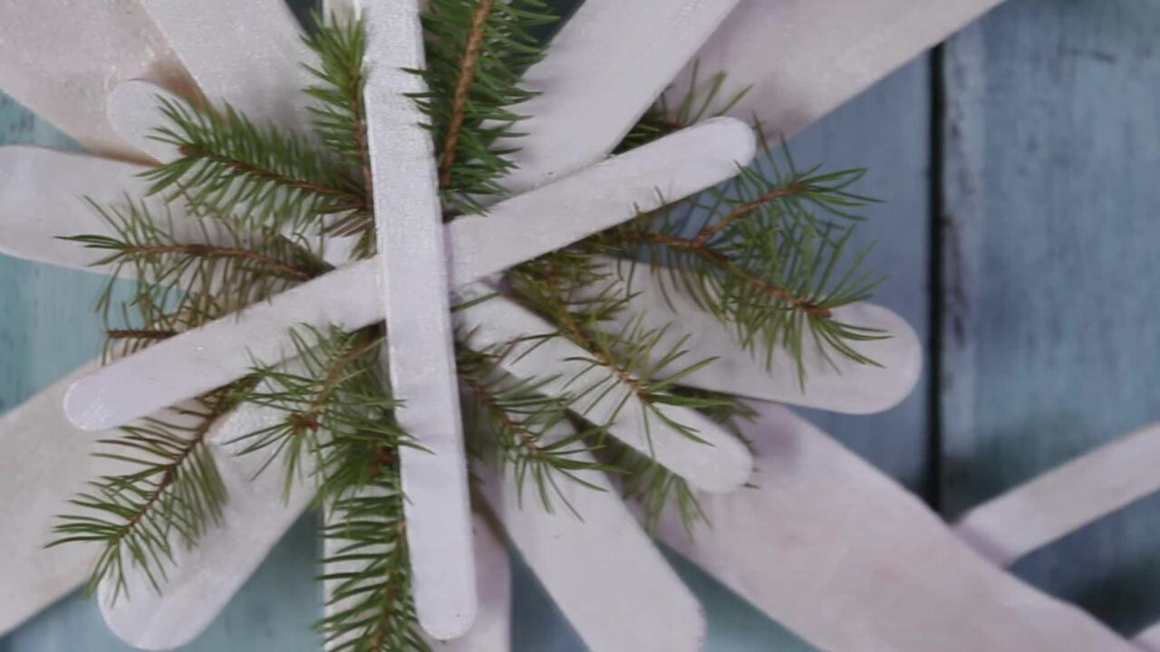 Watch: Outdoor Christmas Ornaments