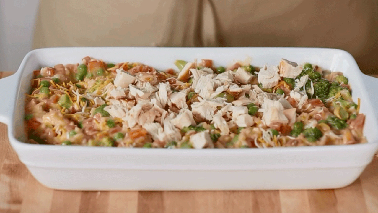 Top Tips for Chicken Casserole