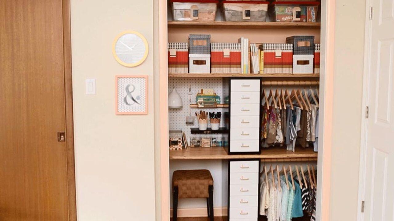 Annex a Closet