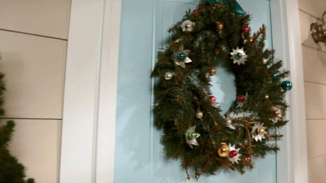 Cheap Wreaths: 3 Ideas!