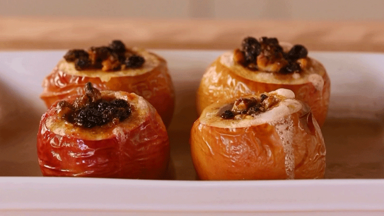 Baked Apples: Are You Choosing the Right Apple?